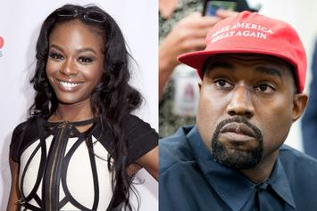 Kanye West Presidential Campaign Mockup Presented By Azealia Banks