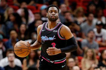 """Dwyane Wade Teams With Bleacher Report, Selling """"World Tour"""" Apparel"""