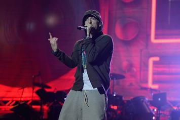"""Eminem Praises Chris D'Elia For His Impersonation: """"This Is Incredible"""""""