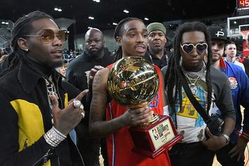 Quavo, Ray Allen Headline 2019 NBA Celebrity All Star Game