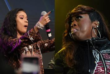 """Cardi B & Missy Elliott Bond Over Anxiety Issues: """"It's Scary At Times"""""""