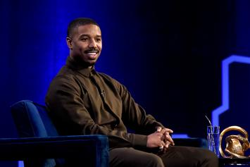 """Michael B. Jordan Says He Needed Therapy After Filming """"Black Panther"""""""