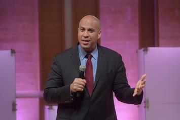 "Cory Booker Confirms He's In A Relationship, Won't Reveal Who: ""I Got A Boo"""