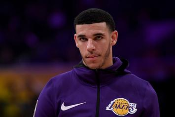 Lonzo Ball's Big Baller Brand Water Now On Sale In California
