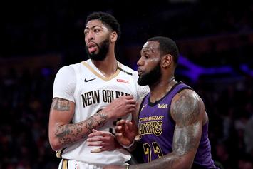"""Pelicans Invented A New Breed Of """"Tampering"""" By Trolling The Lakers"""