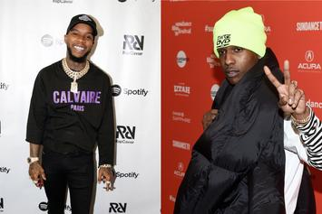 Tory Lanez Urges Grammy's To Award A$AP Rocky For His Music Videos