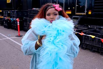 "Lizzo Playfully Warns Jimmy Fallon: ""Don't Make Me Take Your B*tch"""