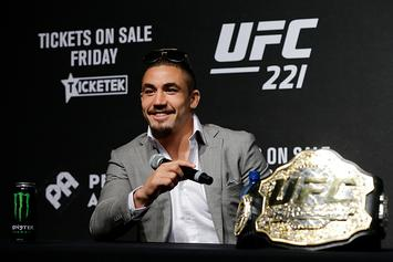 UFC's Robert Whittaker Issues Statement From Hospital Bed After Missing UFC 234
