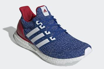 "Adidas UltraBoost To Release In ""USA"" Colorway: Details"