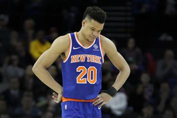 Kevin Knox Denies That The New York Knicks Are Tanking For Zion