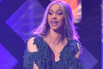 """Cardi B & Maroon 5's """"Girls Like You"""" Ties For Most Weeks In Hot 100's Top 10"""