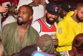 "Drake To Kanye West On ""So Far Gone"" Birthday: ""You Just Made The Best Sh*t"""