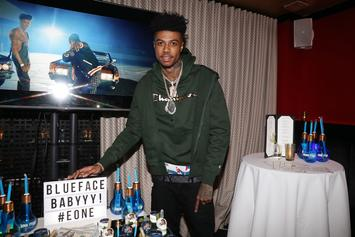 "Blueface Nabs His 1st-Ever Top 20 Chart Topper With ""Thotiana Remix"""