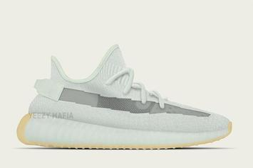 """Adidas Yeezy Boost 350 V2 """"Hyperspace"""" Surfaces: First Images"""