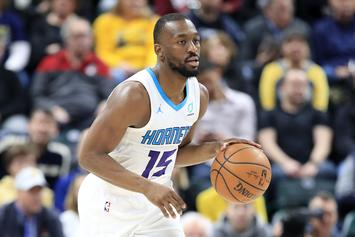 "Kemba Walker On All-Star Game Appearance: ""Sometimes I Can't Believe It"""