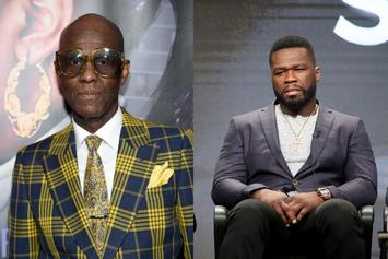"50 Cent Questions Dapper Dan's Gucci Integrity: ""You Are A Black Man First"""