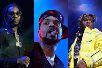 "Offset, Method Man & Juice WRLD Conquer This Week's ""FIRE EMOJI"" Playlist"