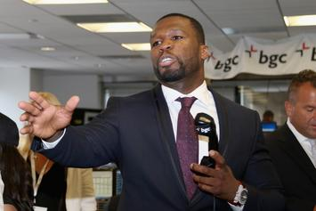 """50 Cent Targeted By NYPD Officer Who Allegedly Ordered: """"Shoot Him On Sight"""""""