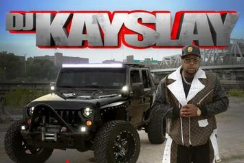 "DJ Kay Slay Calls On Rap Legends For ""Hip Hop Frontline"""