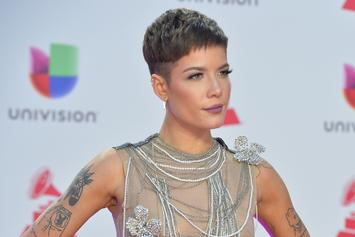 "Halsey Shuts Down Pregnancy Rumors After Teasing ""Biggest Secret"""