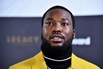 "Meek Mill Reflects On His Violent Come Up: ""America Changed Me!"""