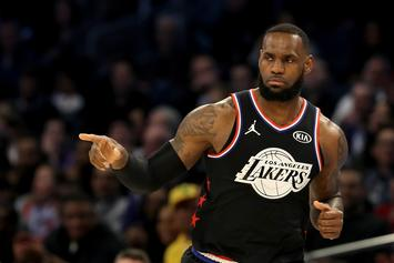 LeBron James Says It's Time To Step It Up For A Playoff Push