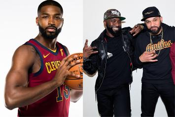 """Desus & Mero Don't Believe Tristan Thompson Cheated, Due To """"Caribbean Integrity"""""""
