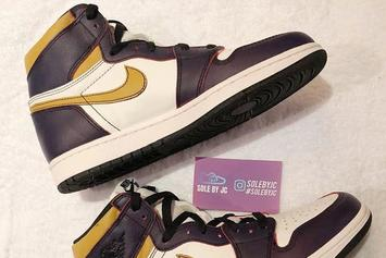 New Images Emerge Of Nike SB X Air Jordan 1 Collab