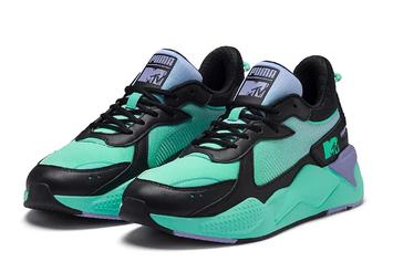 MTV & Puma Collaborate On RS-X Tracks Model