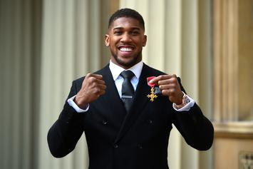 Anthony Joshua Is Gunning For Deontay Wilder And Tyson Fury