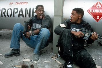 """Will Smith Shares Hilarious """"Bad Boys 3"""" Clip: Watch The """"Exclusive First Look"""""""