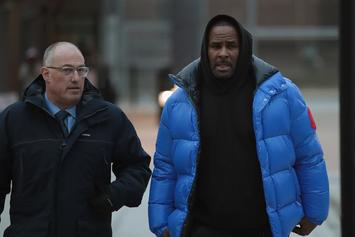"R. Kelly Sex Tape Details: Singer Says ""Give Me That 14-Year-Old P****"""