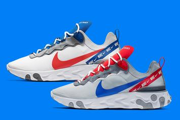 Nike React Element 55 Releases In Two New Colorways