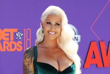 Instagram Gallery: Amber Rose's Most Curvaceous Uploads