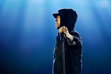 Eminem Explains Why He Wears Classic Rap Album T-Shirts