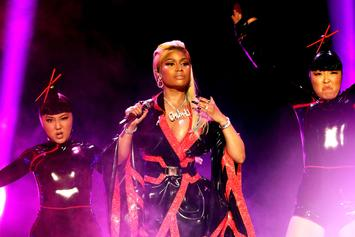 "Nicki Minaj Continues To Dominate Europe In ""Nicki WRLD Tour"" Clips"