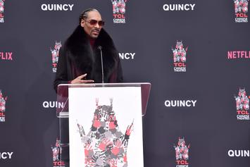 "Snoop Dogg Says Lakers ""Slave Ship"" Comments Weren't Racist"