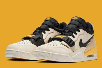 Jordan Legacy 312 Low To Come In Sandy Colorway