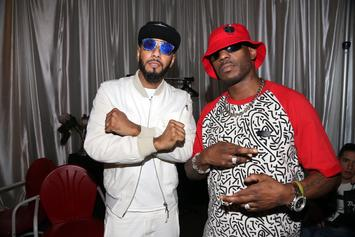 DMX & Swizz Beatz Have A Ruff Ryders Reunion In Studio