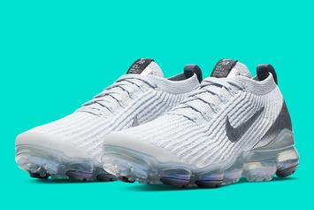 "Women's Nike VaporMax 3.0 Will Come In ""Metallic Silver"" Colorway"