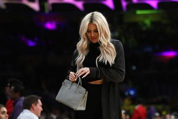 Khloe Kardashian Gets Heat After Fans Accuse Her Of Photoshopping Instagram Photos