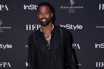 Tristan Thompson Isn't Dating Mystery Woman He Met Through His Teammate