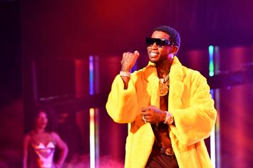 "Gucci Mane Remixes ""Vette Pass By"" With R. Kelly Exhale Ad-Libs"