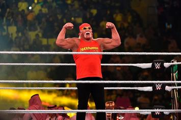 WWE Brings Out Hulk Hogan For Wrestlemania 36 Announcement