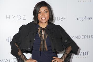 Taraji P. Henson Says Harvey Weinstein Denied Her A Major Role Because She Was Black