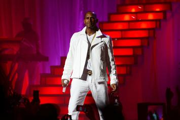R. Kelly Released From Jail After Paying $161K Child Support Bill