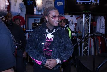 """Gunna Drops Nearly $5,000 On Nike Air Force 1s During """"Sneaker Shopping"""""""
