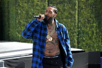"Nipsey Hussle: Public Should Ignore ""Clown S**t"" From Trolling Rappers Like 6ix9ine"