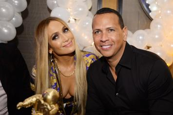 Jennifer Lopez & A-Rod Unbothered By Jose Conseco's Accusations