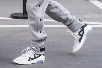 Jerry Lorenzo Debuts New Nike Air Fear Of God 1 Colorway